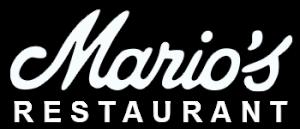Mario's Restaurant Logo
