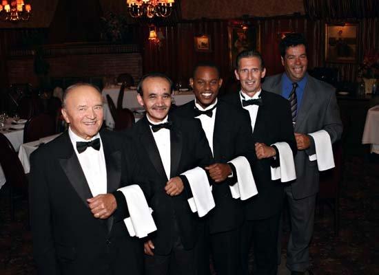 Mario's Waiters